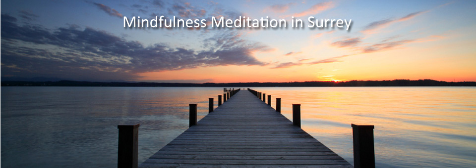 Mindfulness Meditation in Surrey
